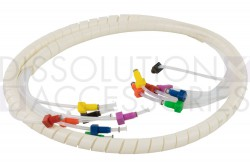 PS41612-ST Tubing set CY7-50 to collector 7 lines