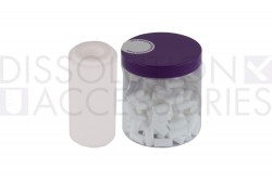 PSFIL001-01-100-Dissolution-Accessories-Cannula-Filter-UHMW-Polyethylene-1-Micron-Agilent