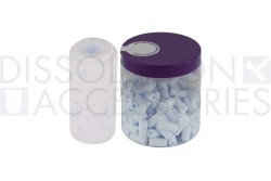 PSFIL010-01-100-Dissolution-Accessories-Cannula-Filter-UHMW-Polyethylene-10-Micron-Agilent