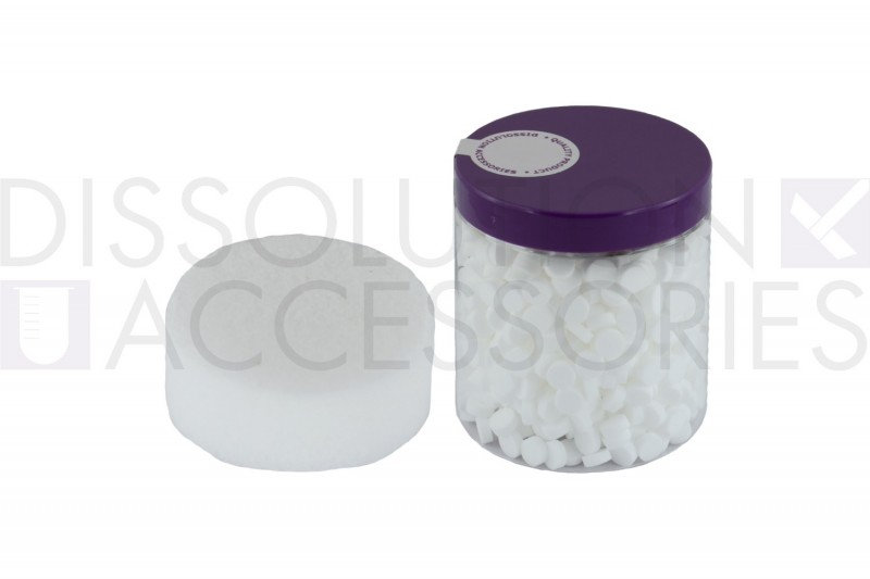 PSFIL010-DK-1000-Dissolution-Accessories-Cannula-Filter-UHMW-Polyethylene-10-Micron-Distek