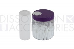 PSFIL020-FF-100-Dissolution-Accessories-Cannula-Filter-Full-Flow-UHMW-Polyethylene-20-Micron