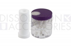 PSFIL020-PT-100-Dissolution-Accessories-Cannula-Filter-UHMW-Polyethylene-20-Micron-Pharmatest