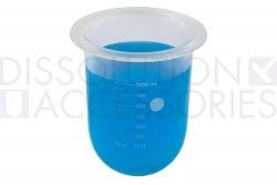 PSGLA900-DKT-1-Liter-Clear-Teflon-PTFE-Coated-Dissolution-Vessel-Distek